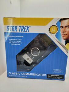 Star Trek The Original Series Classic Communicator Replica Not Working Fully NWT