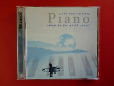 The Most Relaxing Piano Album in the World Ever CD HTF