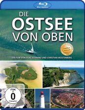 Die Ostsee von oben, Blu-ray, neu und Originalverpackt