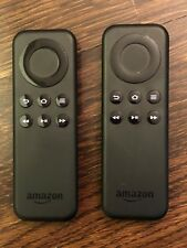 (Lot of TWO) CV98LM Replacement Remotes for Amazon FireTV Stick Fire TV