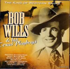 "Bob Wills ""King Of Western Swing"" NEW & SEALED CD - 20 Tracks 1st Class Post UK"