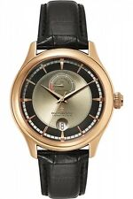 NEW DREYFUSS & CO DGS00113/04 MENS RESERVE DE MARCHE WATCH - 2 YEAR WARRANTY