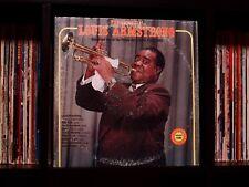 The Essential Louis Armstrong ♫ Live At The Palais Des Sports Paris 1965, 2xLP ♫