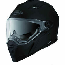 Caberg Thermo-Resin Full Face Plain Motorcycle Helmets