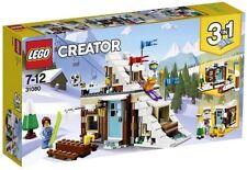Lego 3-en-1 Creator 31080 Le chalet de montagne - Jeu de construction 7-12 ans
