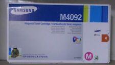ORIGINALE Samsung clt-m4092s TONER MAGENTA CLP 310 315 CLX 3170 3175 OVP a
