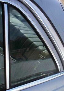 Mercedes Door Quarter Glass Rear Left W123 Sedan '80-'85 200 220D 240D 280E 300D