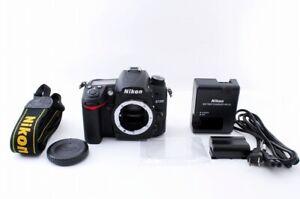 [Mint] Nikon D7000 Digital SLR Camera Shutter count 2138 From JAPAN #3233