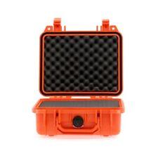 Peli Case 1200 mit Schaum orange Fotokoffer Kamerakoffer NEU