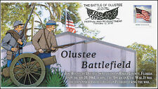 2016, Battle of Olustee, Re-Enactment, Lake City FL, Civil War, 16-068
