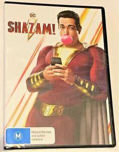 Shazam! - New DVD - Free Postage