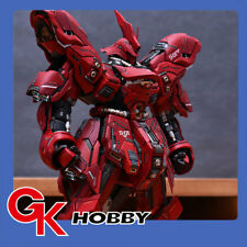 K1706 [Unpained Resin] UC 1:100 MSN-04 Sazabi Infinity Ver.1 MG Conversion kit