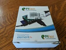 PiFace Control & Display - For Raspberry PI - New in Box Unused - Ships Fast