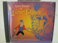Scott Brewer & Lion Tamer CD religious music