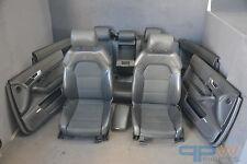 Original S-Line Speed Audi A6 4F C6 Lederausstattung Sportsitze Innenausstattung