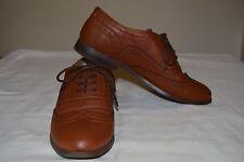 H&M Brogues size 7. Colour Tan. Pre-worn.