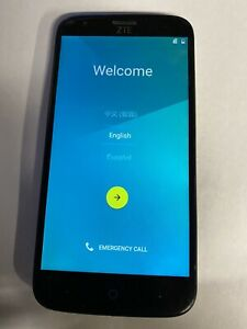 ZTE Grand X 3 - 16GB - Black (Cricket) Smartphone used
