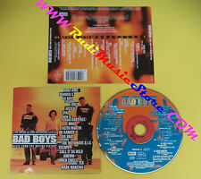 CD SOUNDTRACK Bad Boys 480453 2 EUROPE 1995 no lp mc dvd(OST4)