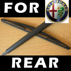 Rear Wiper Arm and Blade for Alfa Romeo Giulietta 2011+