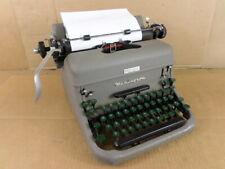RARE 1939 Remington Standard No. 17 KMC Blind Writer Vintage Typewriter