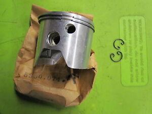 Montesa Cappra 250 GP Tarabusi STD 72.0 mm Piston Kit p/n 53.60.074 J NOS  #15