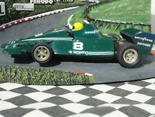 SCALEXTRIC SPANISH F1 BRABHAM BT-48  #8 4056   1:32 SLOT USED UNBOXED