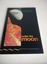 Libro lectura en inglés OXFORD: UNDER THE MOON