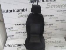 46848990 SEAT FRONT LEFT DRIVER FIAT CROMA 1.9 110KW D 6M 5P (2008)