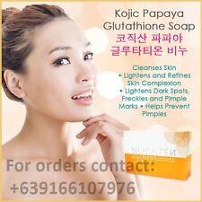 NLIGHTEN KOJIC PAPAYA W/ GLUTATHIONE (3 in 1 Soap)