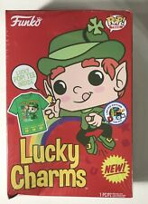 POP TEES Lucky Charms Size M TEE 1PC/PZ Limited Edition DesignerCon 1,000 Pieces