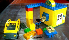 Lego Duplo 4662 Post Stelle Office Station Briefe Postbote Auto Ville Postamt