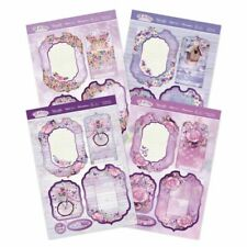 Hunkydory Lilac Moments - Easel Reveal Concept Cards NEW