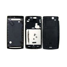 Black Original New Housing Cover Case For Sony Ericsson Xperia Arc S LT15i LT18i