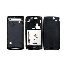 Black Original New Housing Cover Case For Sony Ericsson Xperia Arc S LT15i LT18i