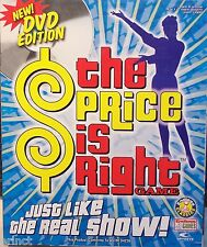 THE PRICE IS RIGHT GAME NEW DVD EDITION