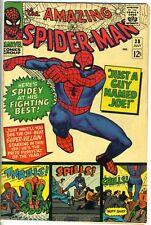 AMAZING SPIDER-MAN #38 © 1966 Marvel Comics