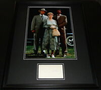 Jessica Tandy Signed Framed 16x20 Photo Display Driving Miss Daisy