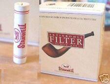 Kohle Pfeifen Filter 9 mm 4 x  40er= 160 Filter  Stanwell Keramikkappen