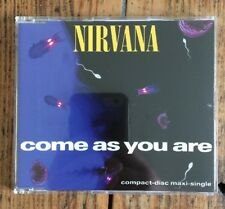 Nirvana Come As You Are CD Single GED21615
