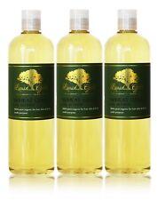 48 Oz Premium Wheat Germ Oil Refined Pure & Organic Skin Hair Nails Health Care