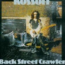 Back Street Crawler 0042284255325 By Paul Kossoff CD