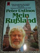 Mein Rußland - Peter Ustinov (Heyne 1985)
