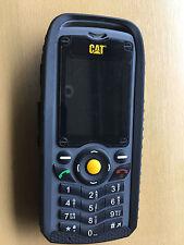 Caterpillar  CAT B25 - Schwarz (Ohne Simlock) Handy KEIN DEUTSCH