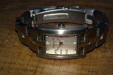 Kenneth Cole Reaction Ladies All Stainless Steel Watch - KC4232 New Battery