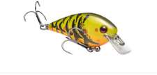 "Strike King KVD Sq Bill 2.5 ""Green Pumpkin Craw"""