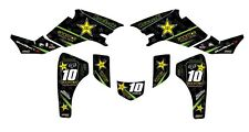 Kawasaki KFX 400 ATV Quad Graphic Kit  2003-2008