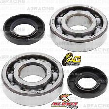 All Balls Crank Shaft Mains Bearings & Seals Kit For Kawasaki KX 250 1982