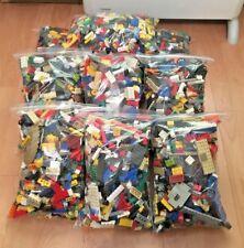 Loose Lego Bricks Bundle 1kg Random Mixed Parts & Pieces Job Lot Bags!