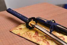 hand forged t10 Unokubi-Zukuri blade katana