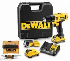 DeWALT DCD710D2F 10,8V 2,0Ah Li-Ion Akku Schrauber Bohrschrauber DCD710 S2 C2